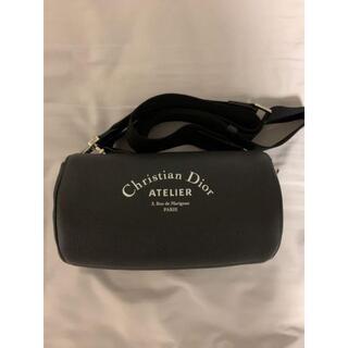 クリスチャンディオール(Christian Dior)のDIOR HOMME ATELIER ローラー ショルダーバッグ 美品(ボディーバッグ)