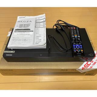 トウシバ(東芝)の最終値下げ 美品 東芝 レグザ ブルーレイレコーダーDBR-W1007(ブルーレイレコーダー)