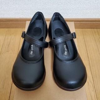 リゲッタ(Re:getA)のリゲッタ RegettA ストラップパンプス アジャスター付き(ローファー/革靴)