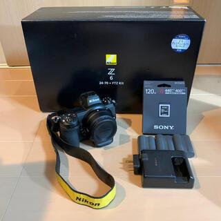 Nikon - Nikon z6 本体のみ (セット売り可能)