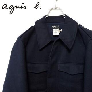アニエスベー(agnes b.)のagnes b HOMME CPOジャケット フランス製(ブルゾン)