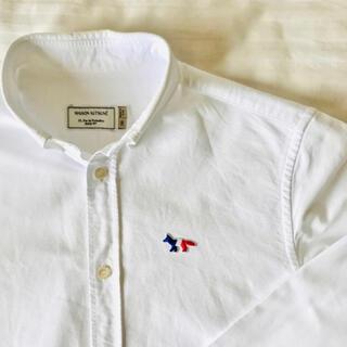 メゾンキツネ(MAISON KITSUNE')のメゾンキツネ  シャツ 39(シャツ)