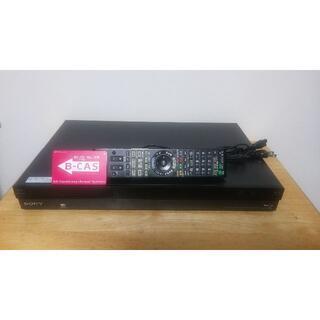 SONY - SONY ブルーレイレコーダ BDZ-AT500 W録画 自動CMスキップ