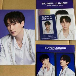 スーパージュニア(SUPER JUNIOR)のsuper junior Beyond Live (アイドルグッズ)