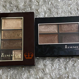 RIMMEL - リンメル アイシャドウ2個セット