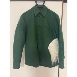 ラフシモンズ(RAF SIMONS)のnamacheko シャツジャケット ナマチェコ (シャツ)