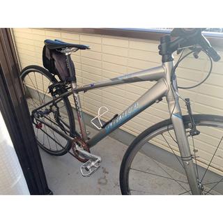スペシャライズド(Specialized)のクロスバイク 改造済み アルテグラ装着(自転車本体)