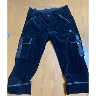 バーバリーブルーレーベル(BURBERRY BLUE LABEL)のバーバーリー ブルーレーベル ズボン(カジュアルパンツ)