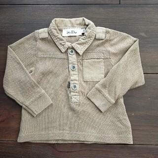 ベビーディオール(baby Dior)のタイムセール!! ベビーディオール 長袖 カットソー ポロシャツ 60(シャツ/カットソー)