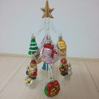 Francfranc - ガラスLED クリスマスツリー Francfranc