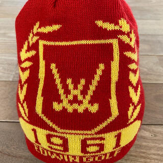 エドウィン(EDWIN)のEDWIN ニット帽子(その他)