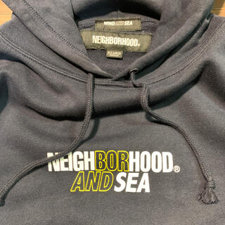 NEIGHBORHOOD - WINDANDSEA & NEIGBORHOOD