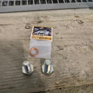 ハーレーダビッドソン(Harley Davidson)のO 2センサーメクラボルトセット(車種別パーツ)