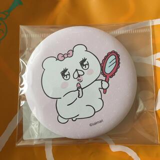 【心斎橋パルコ】会話にクマを添えましょう クマ子 ミラー 鏡(ミラー)