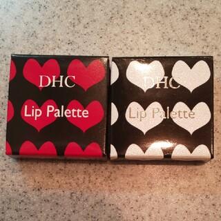 ディーエイチシー(DHC)のDHC リップパレット 2色組(口紅)