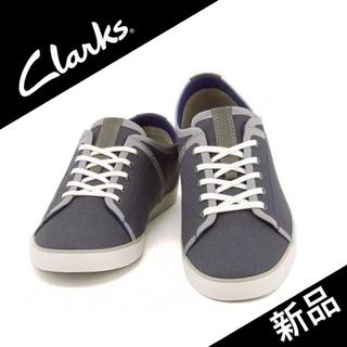 クラークス(Clarks)の【新品】Clarks ローカットスニーカー OrthoLite 255(スニーカー)