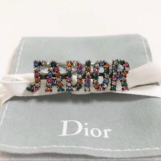 クリスチャンディオール(Christian Dior)のDior ディオール J'ADIOR 指輪 リング マルチカラー ラインストーン(リング(指輪))