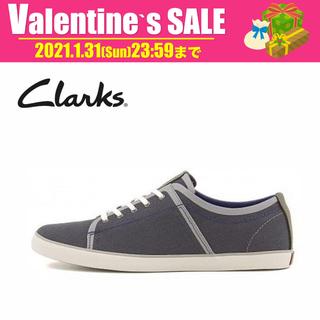 クラークス(Clarks)の【新品】Clarks ローカットスニーカー OrthoLite 250(スニーカー)