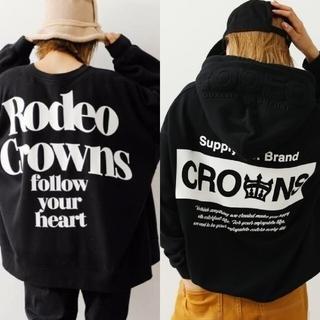 ロデオクラウンズワイドボウル(RODEO CROWNS WIDE BOWL)のRODEO CROWNSあれこれ(トレーナー/スウェット)