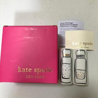 ケイトスペードニューヨーク(kate spade new york)のケイトスペード 塩、胡椒入れ(収納/キッチン雑貨)