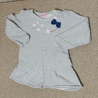 ホットビスケッツ(HOT BISCUITS)のMIKIHOUSE/110、チュニック(Tシャツ/カットソー)