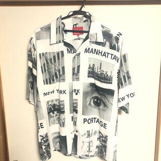 マンハッタンポーテージ(Manhattan Portage)のManhattan Portage(マンハッタンポーテージ)シャツ(Tシャツ/カットソー(半袖/袖なし))