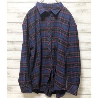 GRL - GRL チェックシャツ