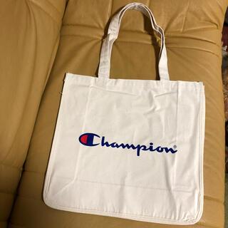チャンピオン(Champion)の【新品・未使用】チャンピオン トートバッグ 非売品(トートバッグ)