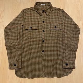 WAREHOUSE - warehouse ✖️PENDLETON 150周年限定ウールシャツ