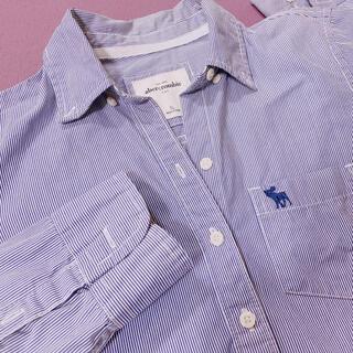 アバクロンビーアンドフィッチ(Abercrombie&Fitch)のシャツ レディース S(シャツ/ブラウス(長袖/七分))