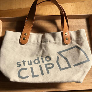 スタディオクリップ(STUDIO CLIP)のStudio CLIP ミニトート(トートバッグ)