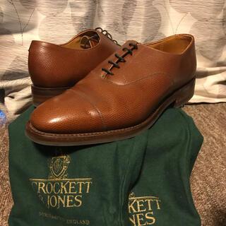 クロケットアンドジョーンズ(Crockett&Jones)の大幅値下げ早い者勝ち!CROCKETT&JONES本皮ビジネス(ドレス/ビジネス)