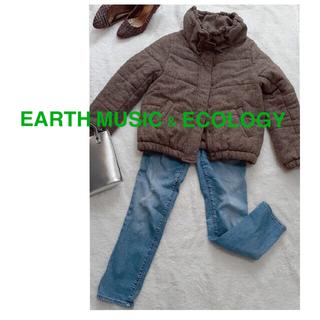 アースミュージックアンドエコロジー(earth music & ecology)の美品⭐︎アースミュージック&エコロジー 中綿 ジャケット(ダウンジャケット)