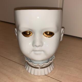 アッシュペーフランス(H.P.FRANCE)のmusubi 花瓶 ベース(花瓶)