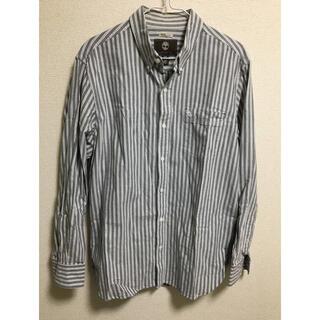 ティンバーランド(Timberland)のティンバーランド メンズシャツ Mサイズ(シャツ)
