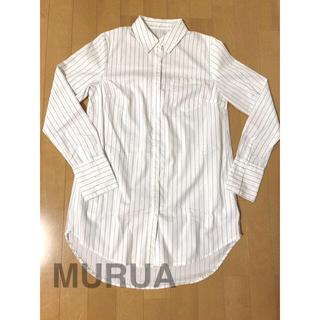 ムルーア(MURUA)のMURUA シャツ(シャツ/ブラウス(長袖/七分))