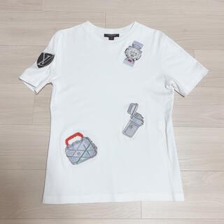 LOUIS VUITTON - ルイヴィトン エンブロイダリーカラーワッペン Tシャツ