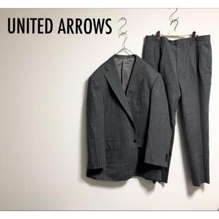 ユナイテッドアローズ(UNITED ARROWS)の古着 UNITED ARROWS アローズ セットアップ ジャケット モード(セットアップ)