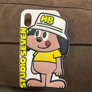 サンダイメジェイソウルブラザーズ(三代目 J Soul Brothers)のスタジオセブンiPhoneXカバー(iPhoneケース)