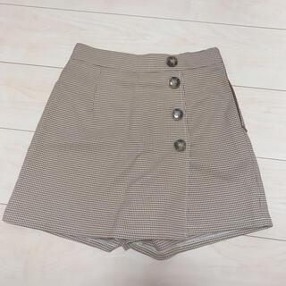 アルシーヴ(archives)のarchives  スカートパンツ(ショートパンツ)