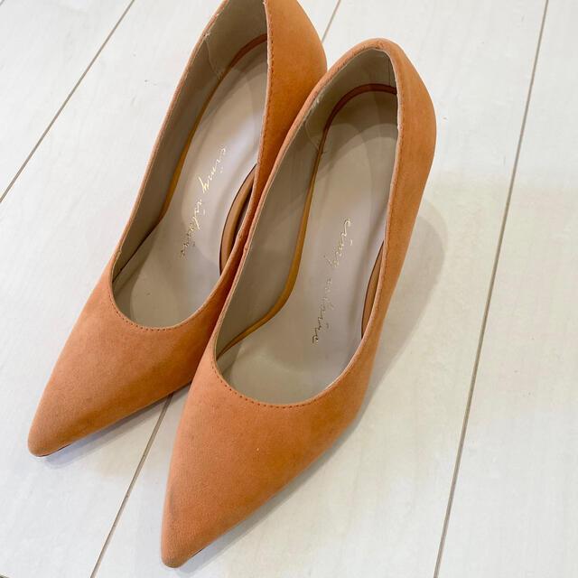 eimy istoire(エイミーイストワール)のeimy♥︎ チャンキーパンプス レディースの靴/シューズ(ハイヒール/パンプス)の商品写真