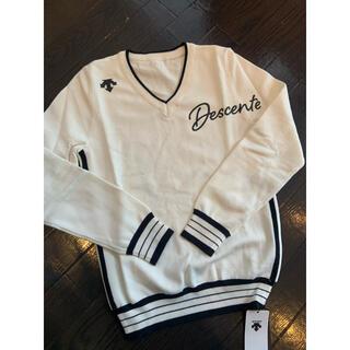 DESCENTE - デサント セーター  S