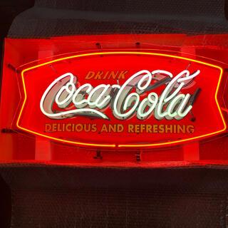 コカコーラ(コカ・コーラ)のコカコーラ ネオンサイン(その他)