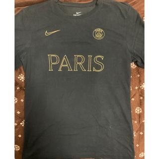 ナイキ(NIKE)のNIKE PSG コラボT(Tシャツ/カットソー(半袖/袖なし))