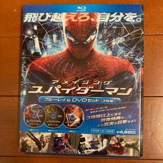 アメイジング・スパイダーマンTM ブルーレイ & DVDセット Blu-ray(外国映画)