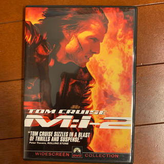 M:I-2 ミッション:インポッシブル2 DVD(舞台/ミュージカル)