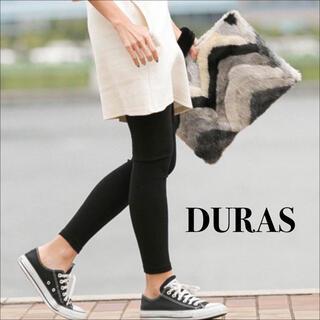 DURAS - DURAS カットレギンス スパッツ*エゴイスト リエンダ ムルーア