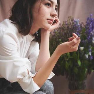 ノエラ(Noela)のノエラ クラシカルハイネックブラウス(シャツ/ブラウス(長袖/七分))