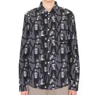 グラニフ(Design Tshirts Store graniph)のグラニフ 仮面ライダーコラボ ショッカーシャツ(Tシャツ/カットソー(半袖/袖なし))