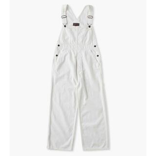 ロンハーマン(Ron Herman)のRH Vintage Overall  white(サロペット/オーバーオール)